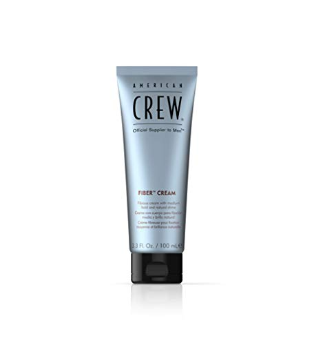 AMERICAN CREW FIBER CREAM Stylingcreme,1er Pack (1 x 100 ml)