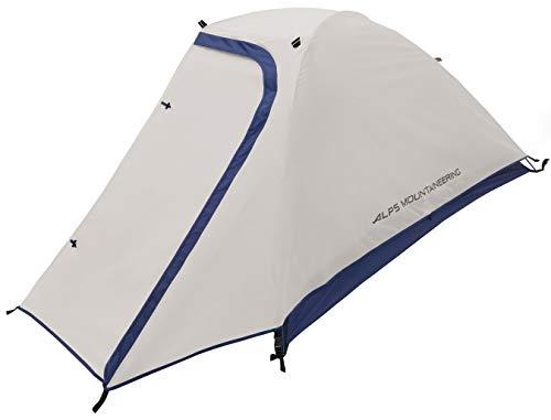 ALPS Mountaineering Zephyr 1-Person Tent, Gray/Navy