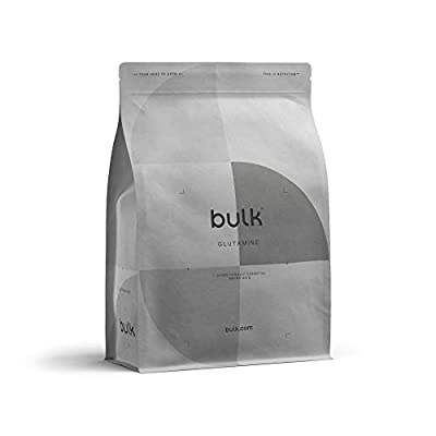 BULK POWDERS Pure Glutamine Powder, 500 g
