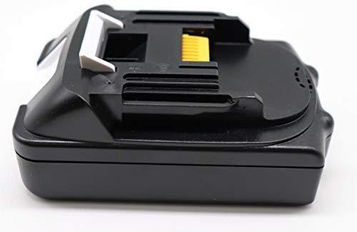 FengWings® 18V 1.5Ah BL1815 Ersetzen Akku Kompatibel mit für Makita BMR100 BMR102 DMR100 DMR110 DMR101 DMR103B BMR104 BMR103 DMR104 DMR105 DMR106 DMR102 DMR109 DMR108 DMR107
