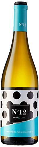 Paco & Lola Nº 12, Vino Blanco - 750 ml
