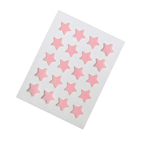 AGRCARE Acne Pimple Patch, Hydrocolloid Absorbing Patch Clear Acne Stickers (2 Sheets/40Patchs)
