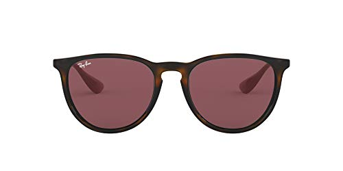 Ray-Ban 639175 Occhiali da Sole, Marrone (Havana), 53 Unisex-Adulto