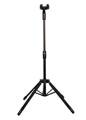 "D&A Guitar Gear Starfish+ Active 5-Legged Locking Head Full Size Guitar Stand for Electrics/Acoustics with Necks up to 2-1/8"" (SS-0102)"