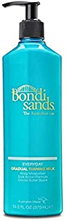 [Bondi Sands ] 日常ボンダイサンズ - 段階的な日焼け牛乳375ミリリットル - Bondi Sands Everyday - Gradual tanning milk 375ml [並行輸入品]