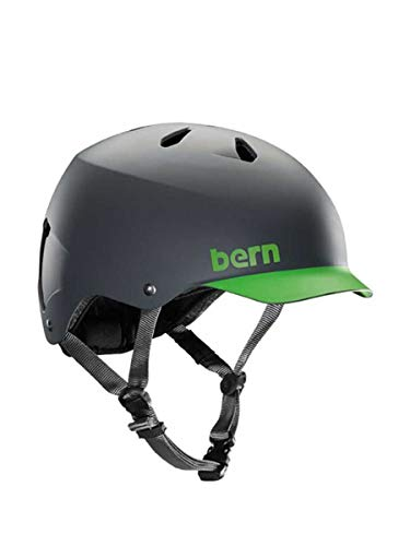 Bern WATTS H2O Helm 2019 orange hatstyle, L