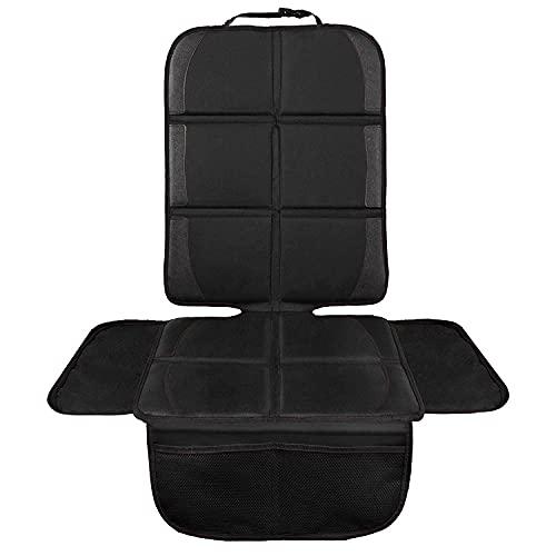 Rocei - Funda protectora para asiento de coche, resistente al agua para proteger el cuero del vehículo, fácil de limpiar y seguro, protector de asiento de coche (estilo 5)