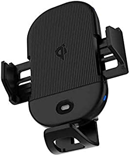 Wireless charger car mount holder for smart phone