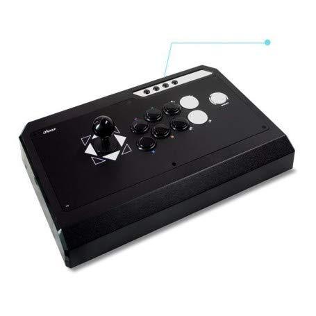 DTC - QanBa Q4 RAF S3 Joystick Pro Fightstick Giochi Arcade 2in1 Playstation3/PC NERO
