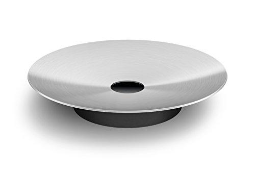 Price comparison product image Zack 40148 Sove soap dish,  matt stainless steel