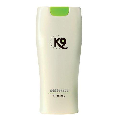 K9 Whiteness Shampoo voor honden 300 ml