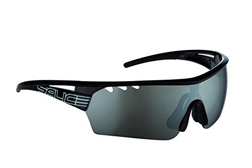 Salice 006RW - Gafas de Ciclismo, Color Negro, Talla única