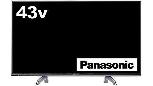 パナソニック 43V型 液晶テレビ ビエラ TH-43DX750 4K USB HDD録画対応 2016年モデル