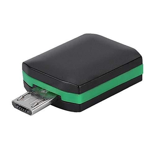 Xirfuni Receptor de TV inalámbrico, resolución 720P 30 programas de TV Receptor de TV Digital de Alta sensibilidad, para teléfono móvil Tablet PC