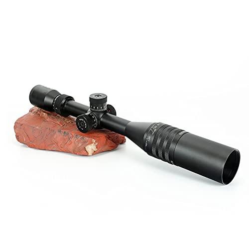 LINGXIU Zielfernrohr, Kreuzvisier Mit Hoher Seismischer Beständigkeit, Vogelfinder, 4-16x High-Definition-nachtsicht, Kurzes Optisches Visier, Schließpositionssperre