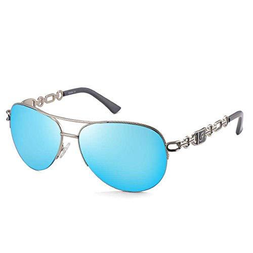 FENCHI Gafas de sol polarizadas para mujer, UV400, moda unisex