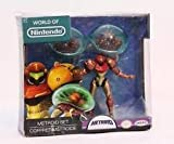 Metroid Action Figure Set with Samus 3' & Two Figures 1.5'
