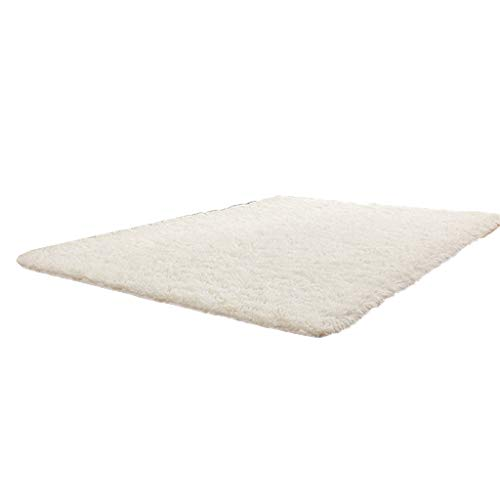 Great Features Of Ultra Soft Indoor Modern Area Rugs 4Cm Thick for Home Decor Living Room Bedroom Ki...