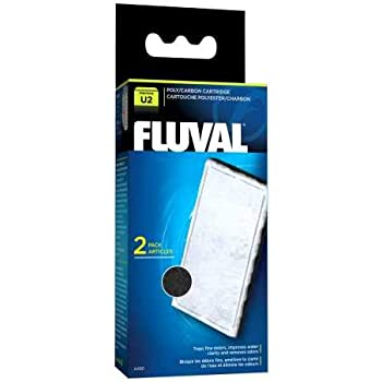 Fluval Underwater Filter Poly/Carbon