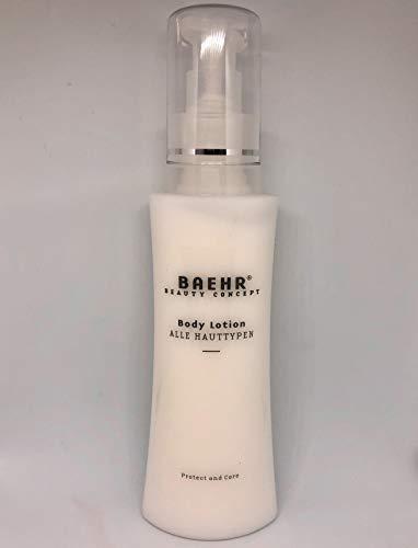 Baehr Beauty Concept Body Lotion, 150ml - Alle Hauttypen