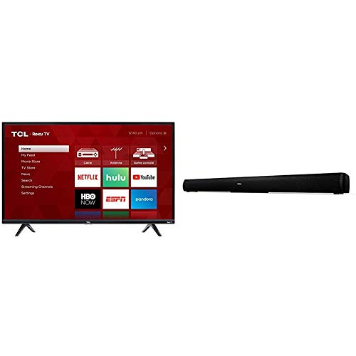 Our #5 Pick is the TCL 49S325