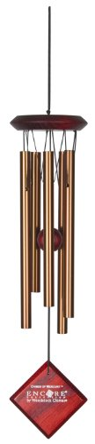 Woodstock Encore Collection Windspiel Chimes of Mercury, bronze