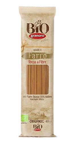 Spaghetti di farro Bio Granoro 400gr