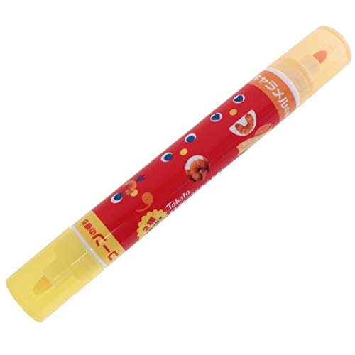 香り付きうマーカー[キャラメルコーン]カラーペン/コーン&キャラメルの香り おやつマーケット