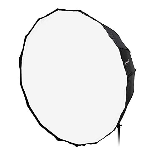 Fotodiox Deep EZ-Pro 60in (150cm) Parabolic Softbox - Quick Collapsible Softbox with Bowens Insert