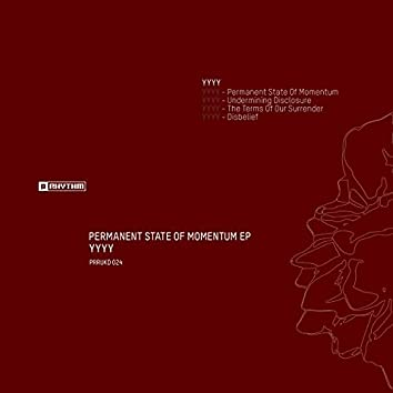 Permanent State Of Momentum EP