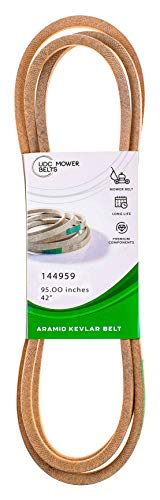 1 Band D/&D PowerDrive 1727773 MTD or CUB Cadet Kevlar Replacement Belt Aramid