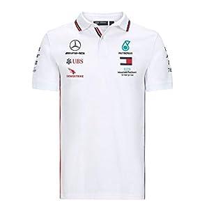 Mercedes-Benz Men's Amg Petronas Team Polo Shirt