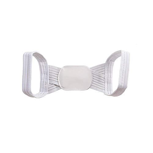 Zoloyo Haltung Korrektor, Rücken Schulter Haltung Korrektor Unsichtbare Erwachsene Kinder Korsett Wirbelsäule Stützgürtel Korrektur Bandage - 35-50kg