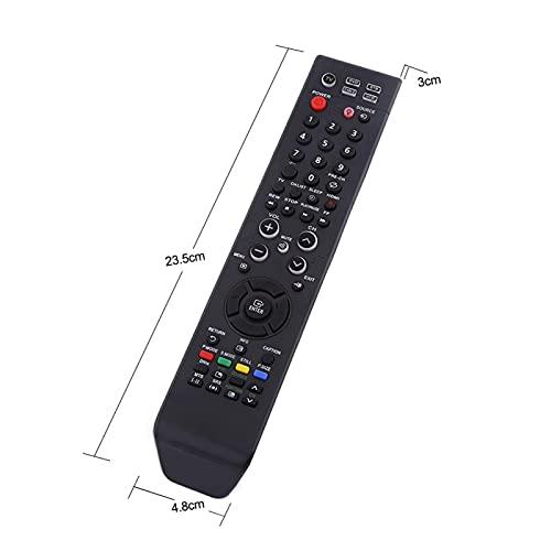 minifinker Smart TV Control Remoto Smart TV Control Remoto Smart TV Reemplazo para BN59-00611A BN59-00603A