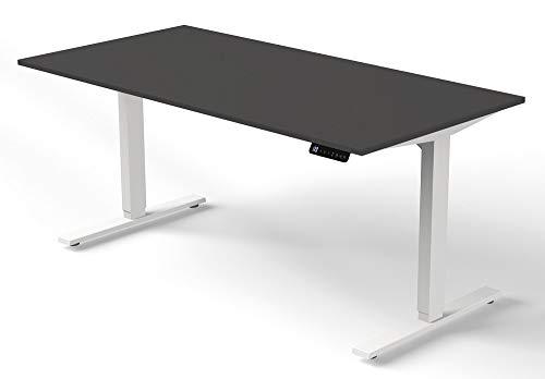 Kerkmann Sitz-/Stehtisch Move3 elektromotorisch höhenverstellbarer Schreibtisch B1600