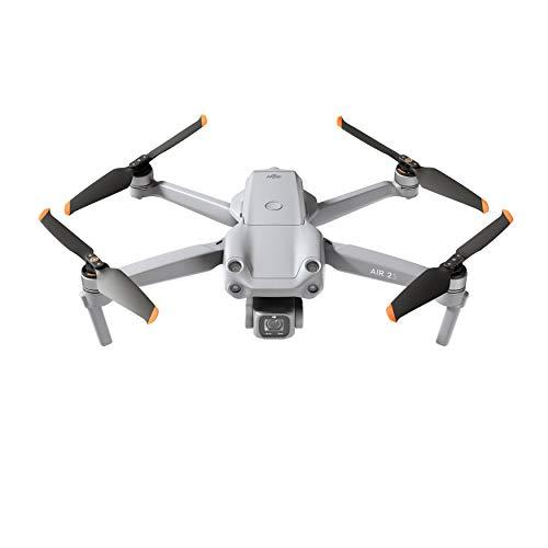 DJI Air 2S – ドローン 1インチセンサー 5.4K動画 4方向障害物検知 飛行時間31分 最大転送距離8km マスターショット 灰色