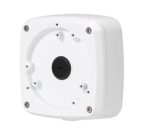 HDTV montagebox voor LE338, maakt het opbergen van alle kabels en aansluitingen in een weerbestendige aluminium box mogelijk.