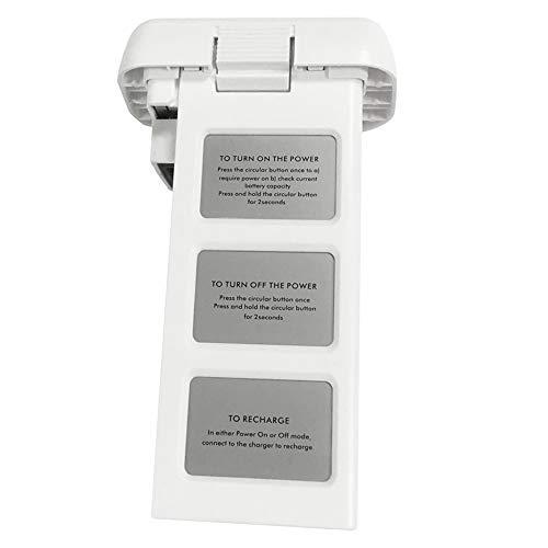 Topchances, Batterie de Remplacement, 15,2V 4480mAh Accu LiPo Rechargeable pour DJI Phantom 3 Standard (Une Batterie)