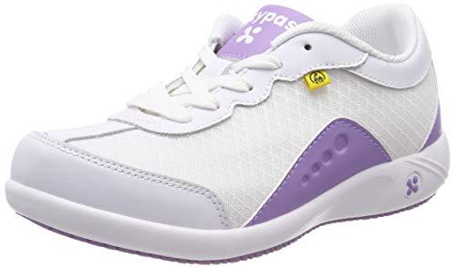 Oxypas Ivy, Women's Work Shoes, Purple (Lic - Lilac), 38.5