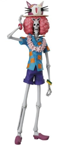 One Piece Super Styling Film Z special 3rd * Figurine : Brook (13cm)