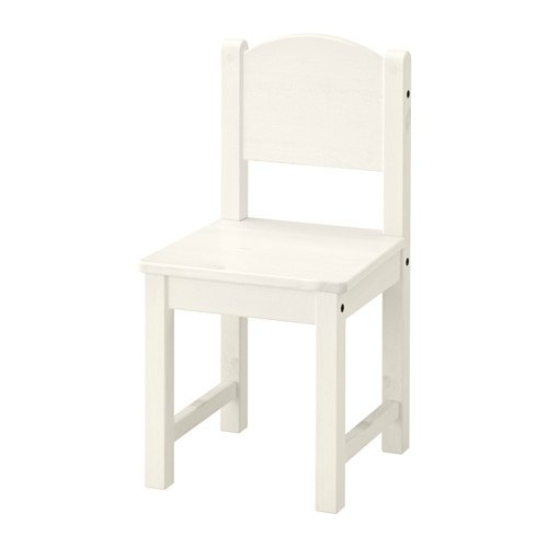 IKEA Kinderstuhl, Weiß