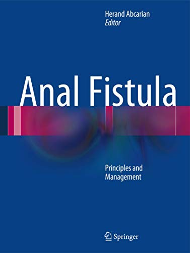 Anal Fistula: Principles and Management