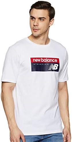 New Balance Camiseta para Hombre - MT91511