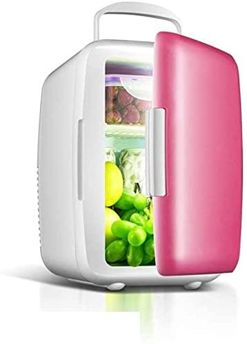 LXNQG Refrigerador del coche Mini refrigerador refrigerador y calentamiento Dormitorio pequeño Frigorífico congelador Door reversible -a 20x24.5x29cm (8x10x11) Jianyou (Color: C, Tamaño: 23.5x27x33.5c
