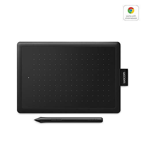 One by Wacom – CTL-472 | Universelle Stiftlösung | Funktioniert mit jedem Chromebook | Größe S - 8