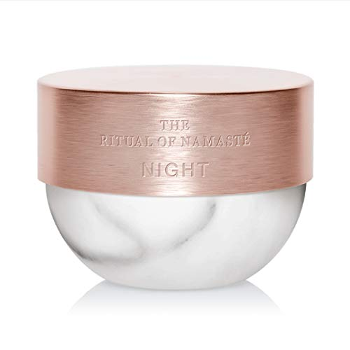 RITUALS The Ritual of Namasté Anti-Aging Nachtcreme, Glow Kollektion, 50 ml