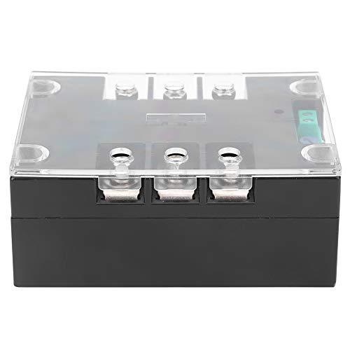 Controlador de arranque suave trifásico con fondo de aluminio Placa de arranque...