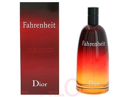 Christian Dior Fahrenheit Eau de Toilette 200ml Vaporizador