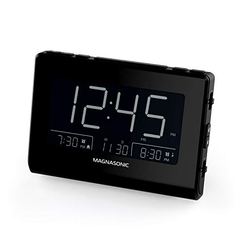 radio reloj despertador philips fabricante Magnasonic