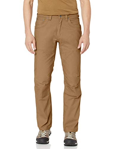 Mountain Khakis Men's Camber 107 Pant Classic Fit, Tobacco, 31W/30L